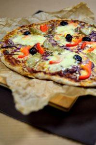 Pizza für die Darmflora